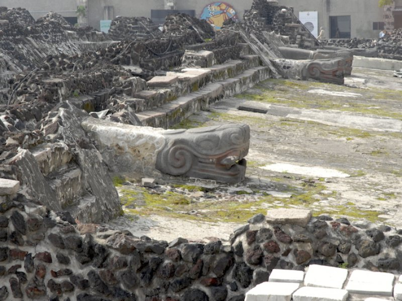 Le Templo Mayor, un monument aztèque d'exception